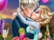 Elsa si Jack Frost de Valentines Day