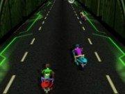 Ben 10 cursa rapida cu motocicleta