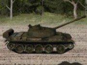 Joc de lansat rachete cu tancul de lupta