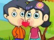 Joc cu sarutari pe ascuns cu Jack si Jenny