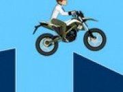 Ben10 cu motocicleta