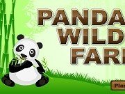 Ursuletul Panda la Ferma cu Bambus