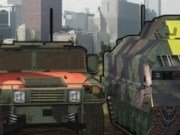 Joc de condus masini militare de razboi