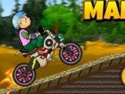 Cursa Mania cu Bicicleta