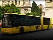 Condu autobuzul in trafic