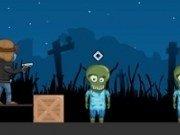 Impusca zombie Bounzy 2