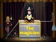 Un joc de facut trucuri cu un Magician