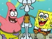 Spongebob si Patrick Escape 4