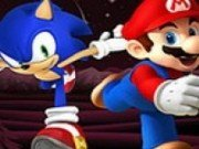 Sonic il salveaza pe Mario