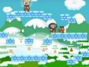 Joc cu Mario iarna