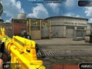 Lunetistul din Golden Sniper CF