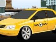 Condu si parcheaza taxiurile din New York