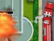 Pompier in America