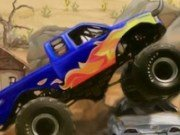 Monster Truck in Vacanta