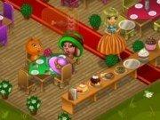 Serveste prajituri la Cofetaria lui Mina