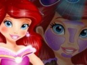 Machiaj pentru Baby Ariel