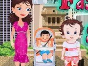 Baby Lisi Calatorie in Jurul Lumii