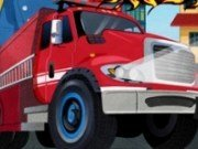 Parcheaza masina pompierilor