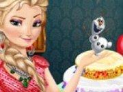 Tort pentru ziua lui Elsa