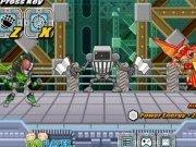 Finala de lupte intre roboti