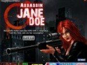 Misiune cu Assassinul profesionist Jane Doe