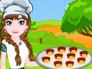 Anna bucatareasa: mini pizza