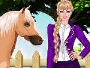 Sarituri cu calul peste obstacole