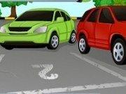 Parcheaza masinile in locurile rezervate