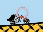 Batman cu motocicleta