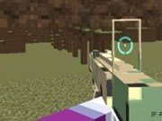 Minecraft Pixel Warfare 3