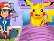 Picaciu Pokemon este la medic