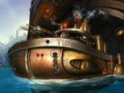 Vaporul Victoria ataca submarine