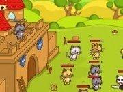 Atac in Castelul pisicilor