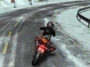 Super Cursa cu motociclete pe zapada