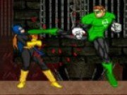 Lupte pe strada cu Super eroii din Injustice Gods Among Us