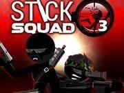 Misiuni de impuscat cu Stick Squad 3