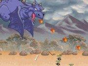 Apara dragonul de sageti
