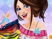 Barbie Hoodie Design vestimentar