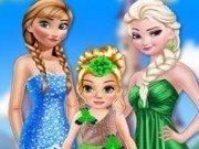 Elsa si copilul pierdut